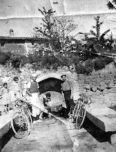 Photo: Fuente Vieja (Fotografía tomada entre 1925 y 1930, enviada por Pedro Gallego)