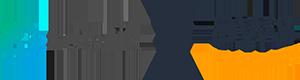 Rubrik and AWS Logos