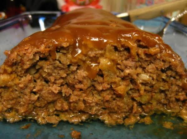 Penny's Meat Loaf Recipe