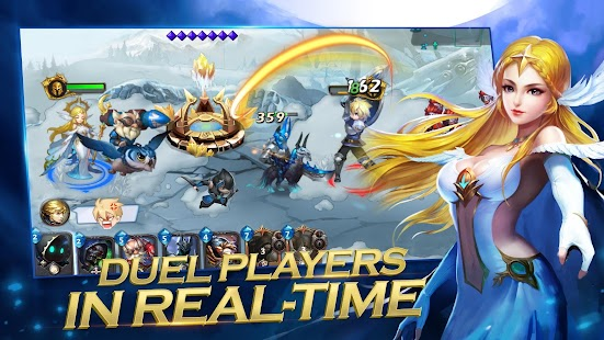 Royal Legends: 1v1 Real-time Strategy Battle Arena- screenshot thumbnail