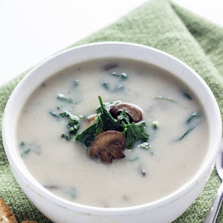 10 Best Creamy Spinach And Mushroom Soup Recipes