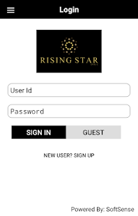 Rising Star Dmcc - náhled