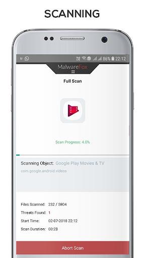 MalwareFox Anti-Malware 1.0.0 screenshots 3