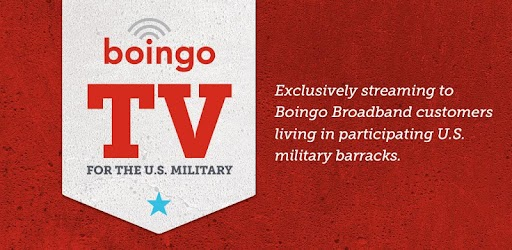 Boingo TV for the US Military .APK Preview 0