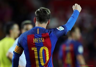 """Le FC Barcelone est """"tranquille"""" concernant l'avenir de Messi"""