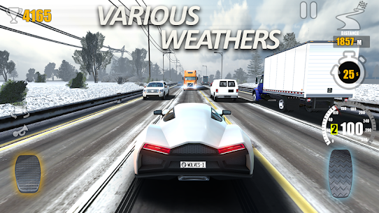 Traffic Tour 1.3.14 Apk Mod (Unlimited Money/Gold) Latest Version Download 5
