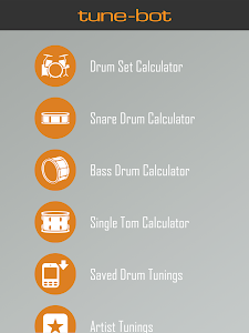 Drum Tuning Calculator screenshot 5
