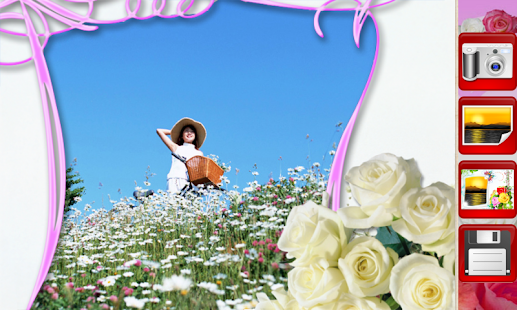 Flowers Photo Frames Apps On Google Play