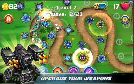 Tower Defense Zone screenshots 1