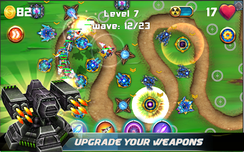 Tower Defense Zone - náhled