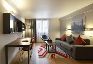 Northumberland Avenue serviced apartments, Trafalgar Square