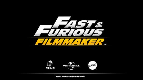 Fast & Furious Filmmaker™ - náhled