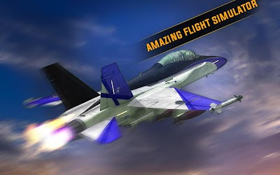 Download Jet Fighter Air Attack 3D Game Fly F18 Flight Free
