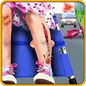 Leg Surgery Simulator