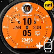 Watch Face Clockster