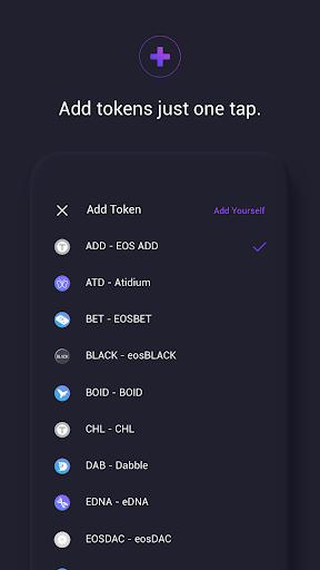 NOVA Wallet - EOS  screenshots 7