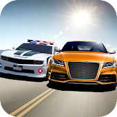 Gangster Escape - Police Car Chase Game