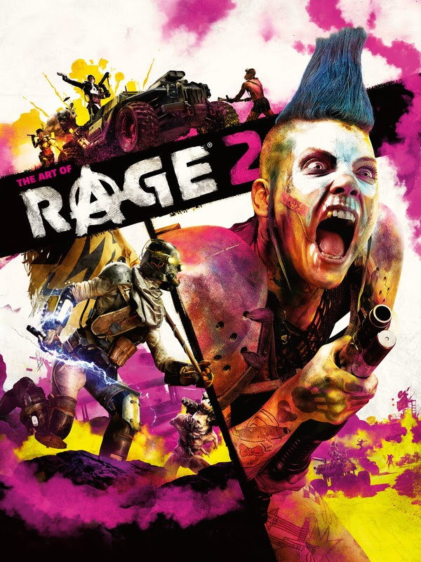 The Art of RAGE 2 (2019)