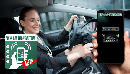 Download FM & AM Transmitter For Car Radio for android