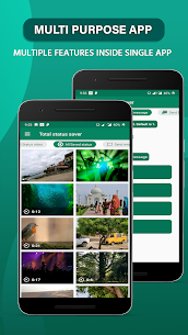 Status saver : Download status video for whatsapp Download For Android 5