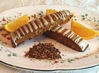 Orange Spice Apricot White Chocolate Biscotti Recipe