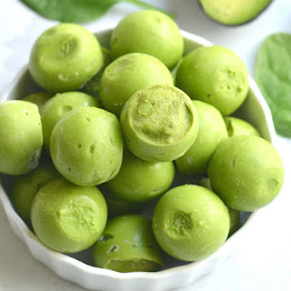 Green Smoothie Fat Bombs Recipe
