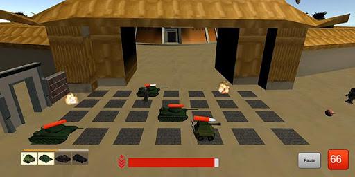 لقطات من Battle Tank Against Robots 2
