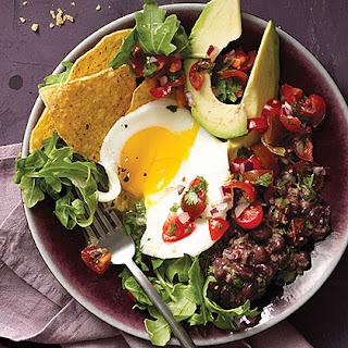 Huevos Racheros Salad