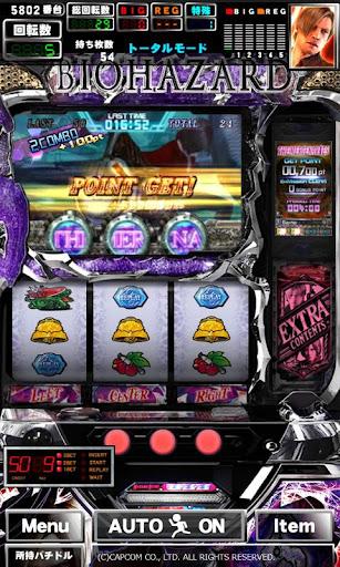 無料博奕Appの[GP]パチスロ バイオハザード6(パチスロゲーム)|記事Game