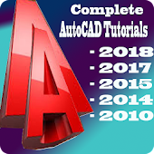 AutoCAD Tutorials Full Complete for Beginner