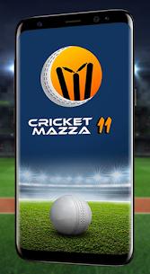 Cricket Mazza 11 Live Line & Fastest Score v2.04 [Unlocked] 1