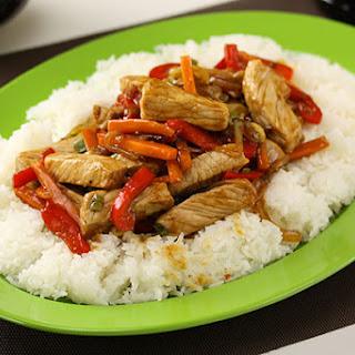Vietnamese Pork Stir Fry