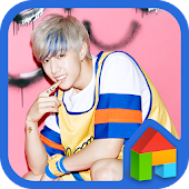 GOT7 Mark LINE Launcher theme