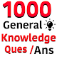 1000 General Knowledge Questions + Answers Download on Windows