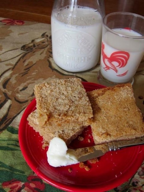 Albuquerque Coffee Cake Recipe