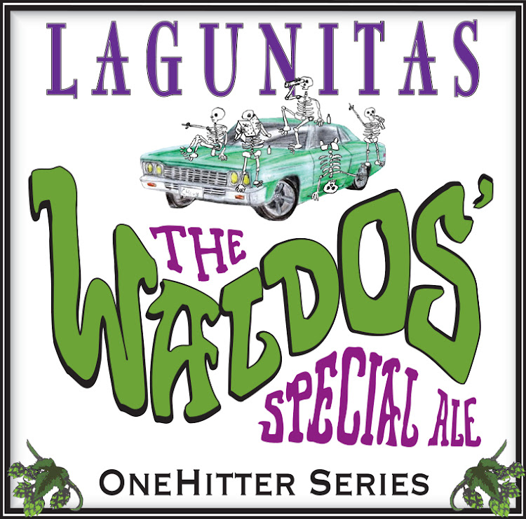 Logo of Lagunitas The Waldos' Special Ale