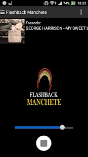 Flashback Manchete- screenshot thumbnail