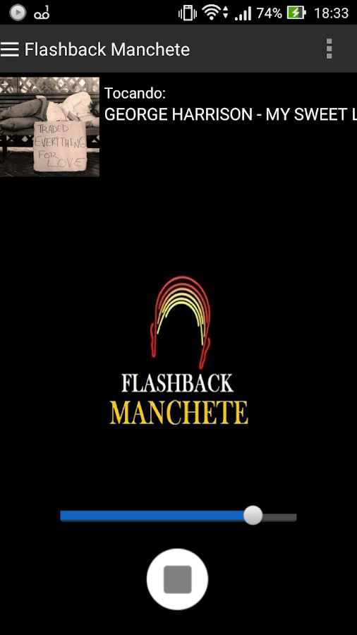 Flashback Manchete- screenshot
