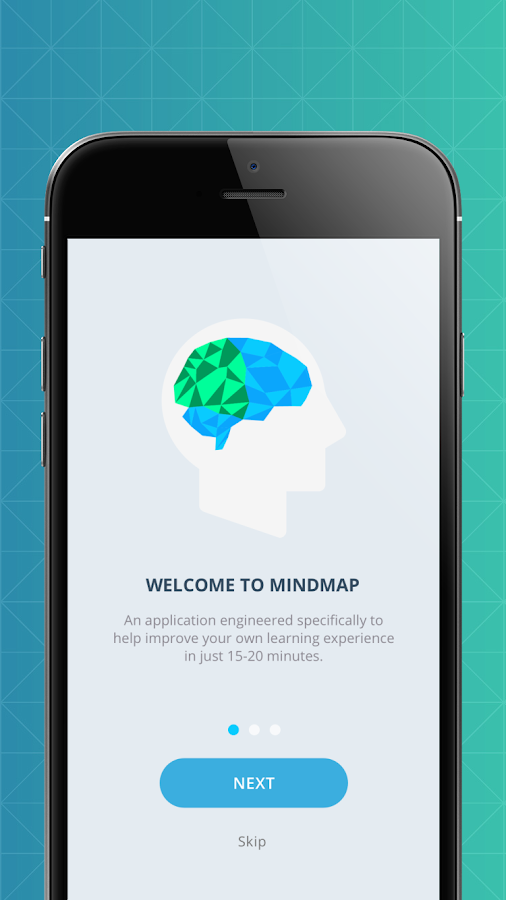 MindMap- screenshot