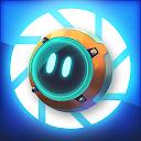 ECO : 落下するボール