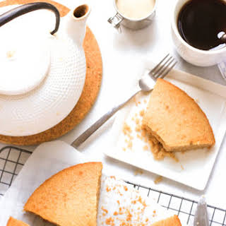 Gluten-free Cinnamon Coffee Cake.