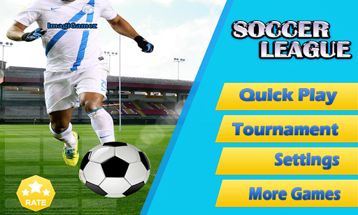 Ultimate Real Soccer League 3D