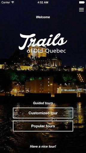 Trails of Old Quebec
