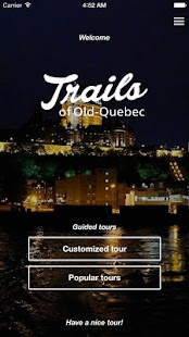 Trails of Old Quebec- screenshot thumbnail