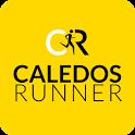 Caledos Runner - GPS Running Cycling Walking icon
