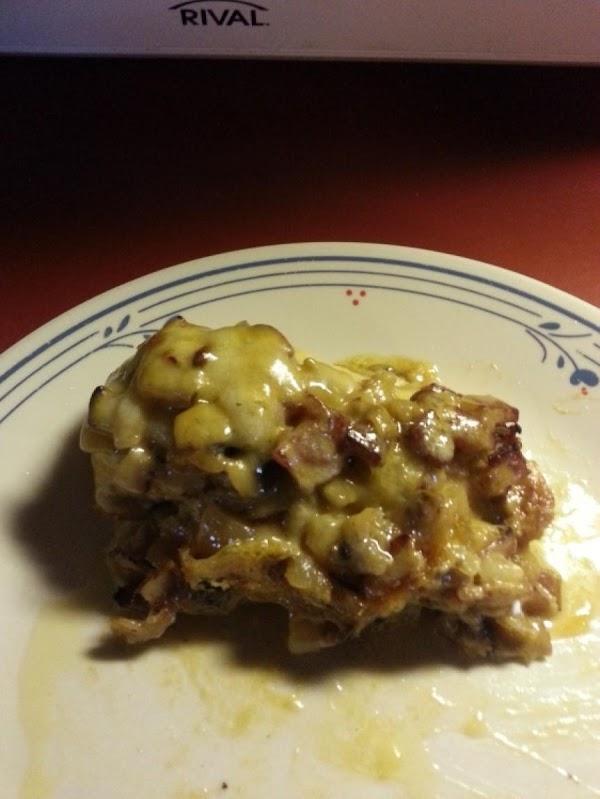 Sinful Honey Mustard Chicken Recipe