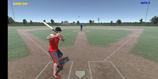 Middle Wars: Slow Pitch Softball Game screenshots 1