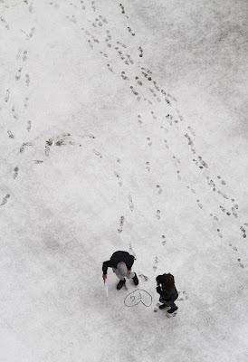L'amour in un istante di neve. di Picone Marco Flavio