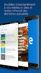 Microsoft Edge, un navigateur rapide pour Windows 10. Explorez Internet sur Android et iOS sur un navigateur sécurisé qui vous permet de bénéficier d'une meilleure autonomie de …