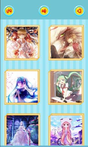 Anime Puzzles Jigsaw 1.0 screenshots 1